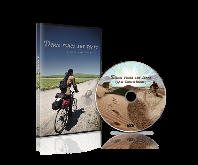 Deux roues sur Terre - DVD