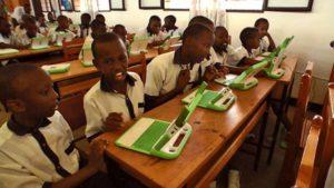 Projet OLPC Rwanda